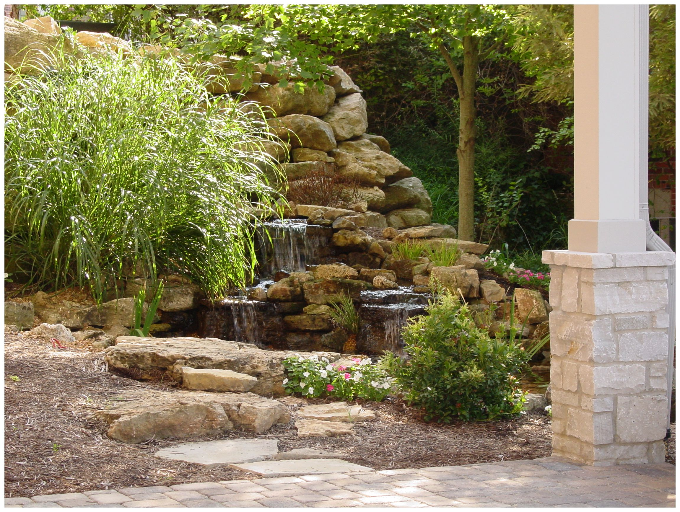 Water Features Gallery - Signature Landscapes And Design